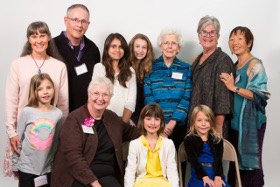 FCC Intergenerational group photo