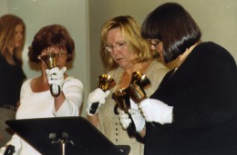 Photo of bell choir