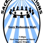 """Sacred Conversations presents: """"Courage to Show Up"""" Feb. 7th"""