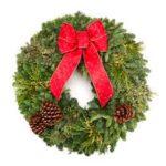 Christmas Wreath Hoop return in February