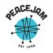 Peace Jam logo