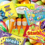 photo of wrapped Easter candy