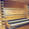 Photo of organ at Episcopal Church of the Resurrection in Eugene, Oregon